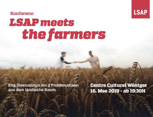 LSAP meets the farmers